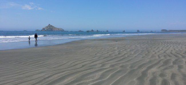 Bästa stränderna i Kalifornia